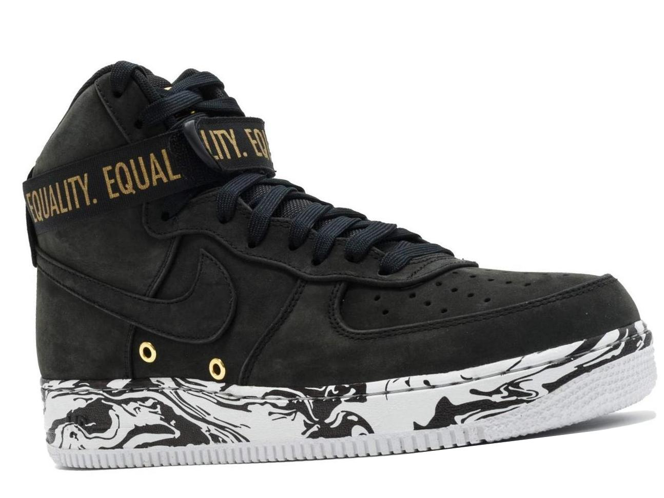 Nike Air Force 1 High BHM QS