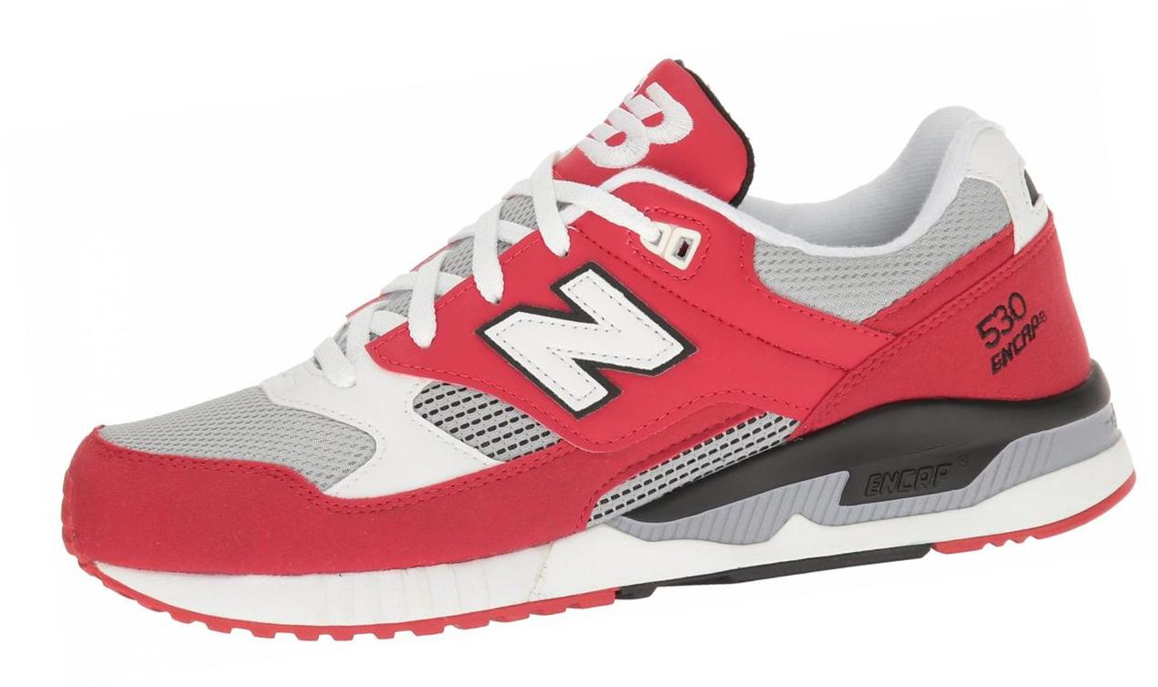 New Balance 530 Leather Textile