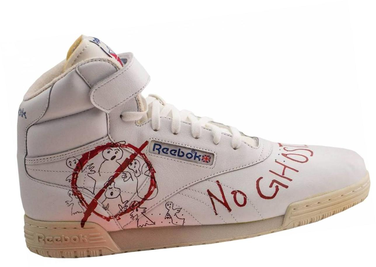 Bait x Stranger Things x Ghostbusters x Reebok Ex-O-Fit Clean Hi