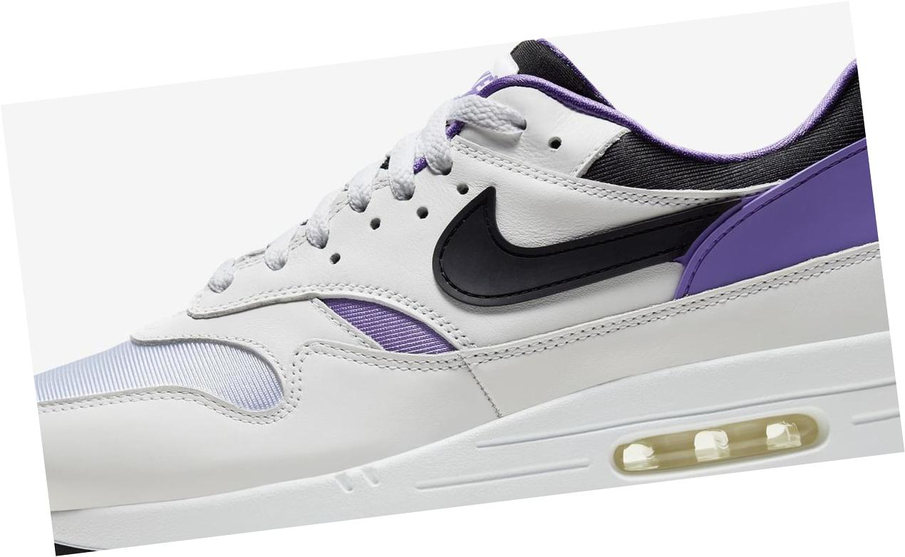 Nike Air Max 1 DNA Ch.1 Pack Series 87 x 91 Purple Punch