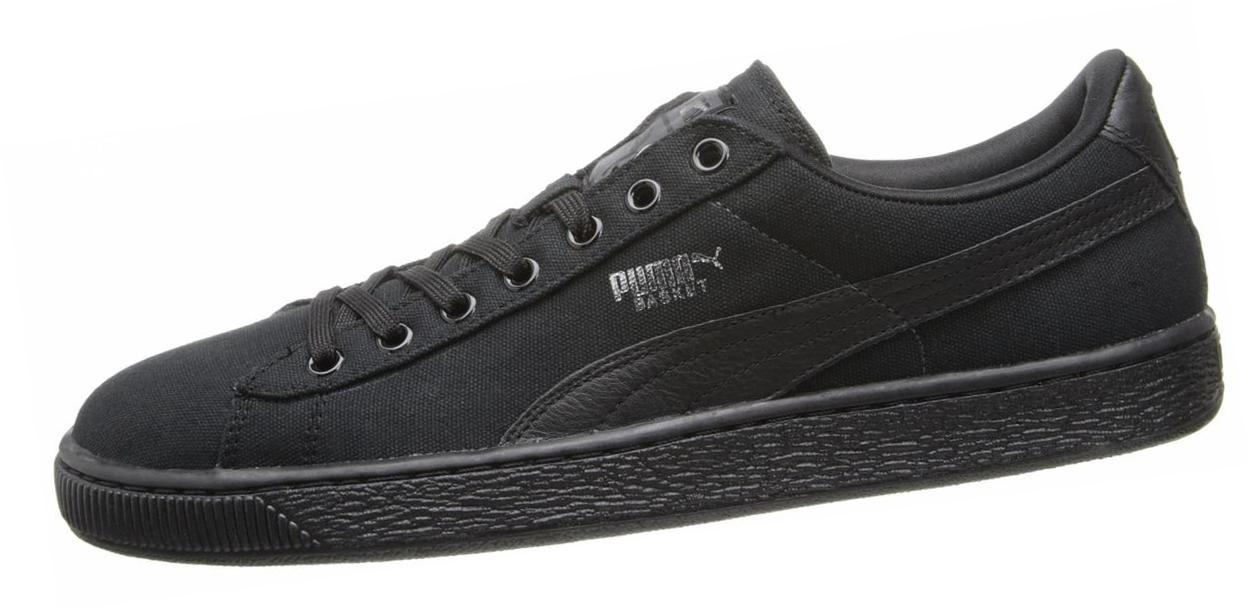 Puma Basket Classic Canvas