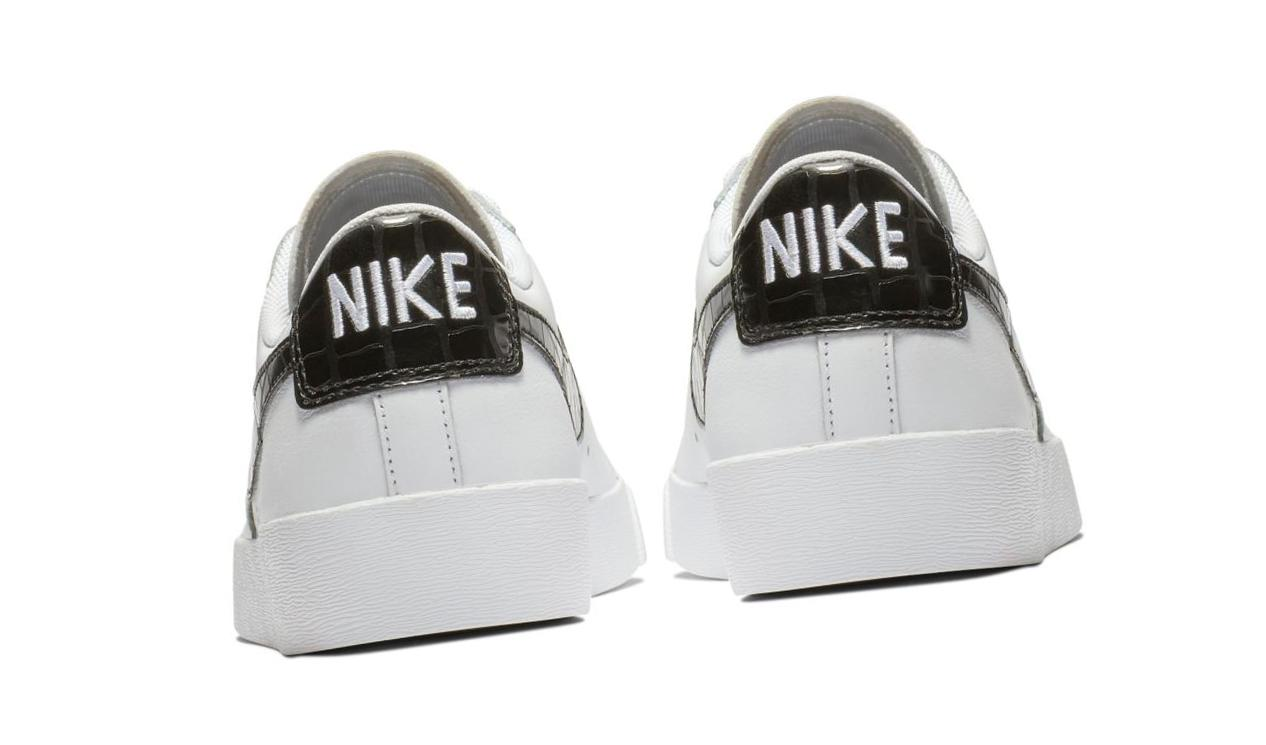 Nike Blazer Low Black/White