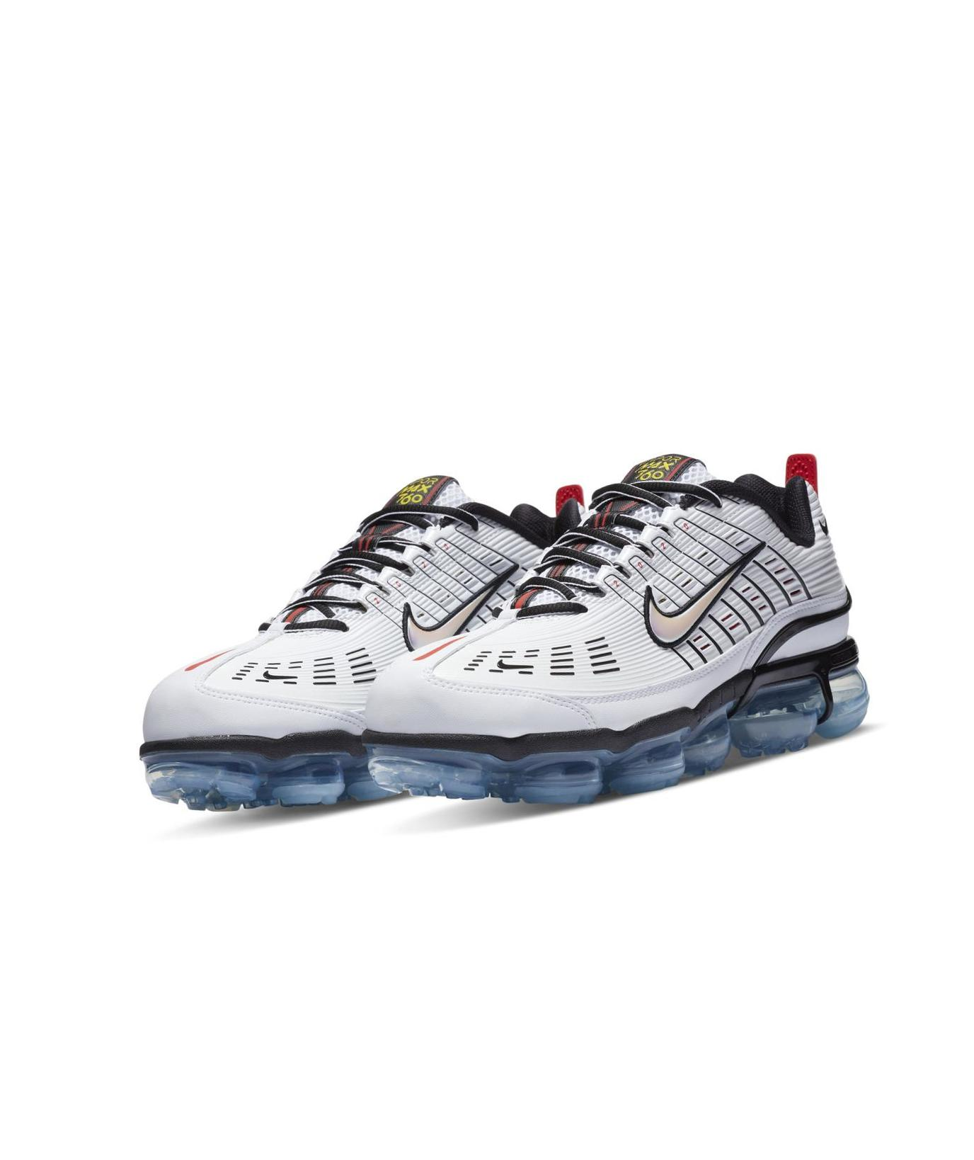 Nike Air VaporMax 360 White/Black/Speed Yellow/White