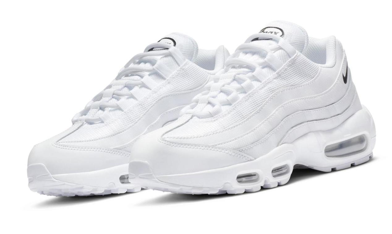 Nike Air Max 95 Essential White/White/Black