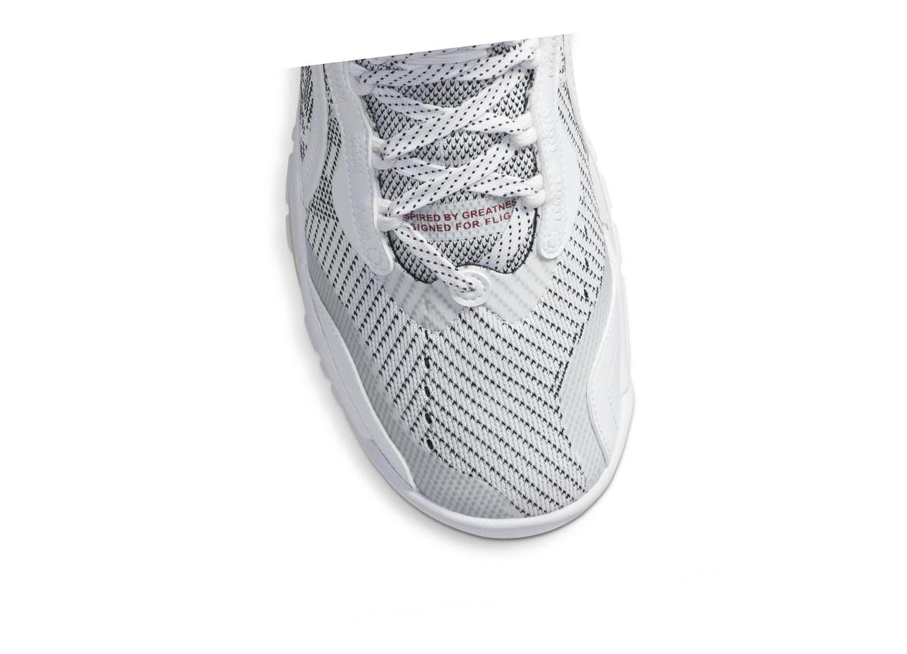 Jordan Aerospace 720 JCRD White/Gym Red