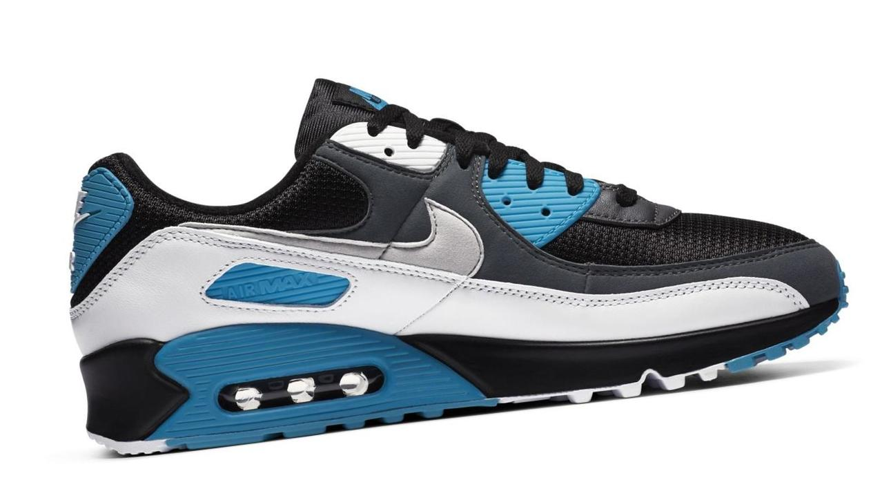 Nike Air Max 90 Black/Dark Grey/White/Neutral Grey