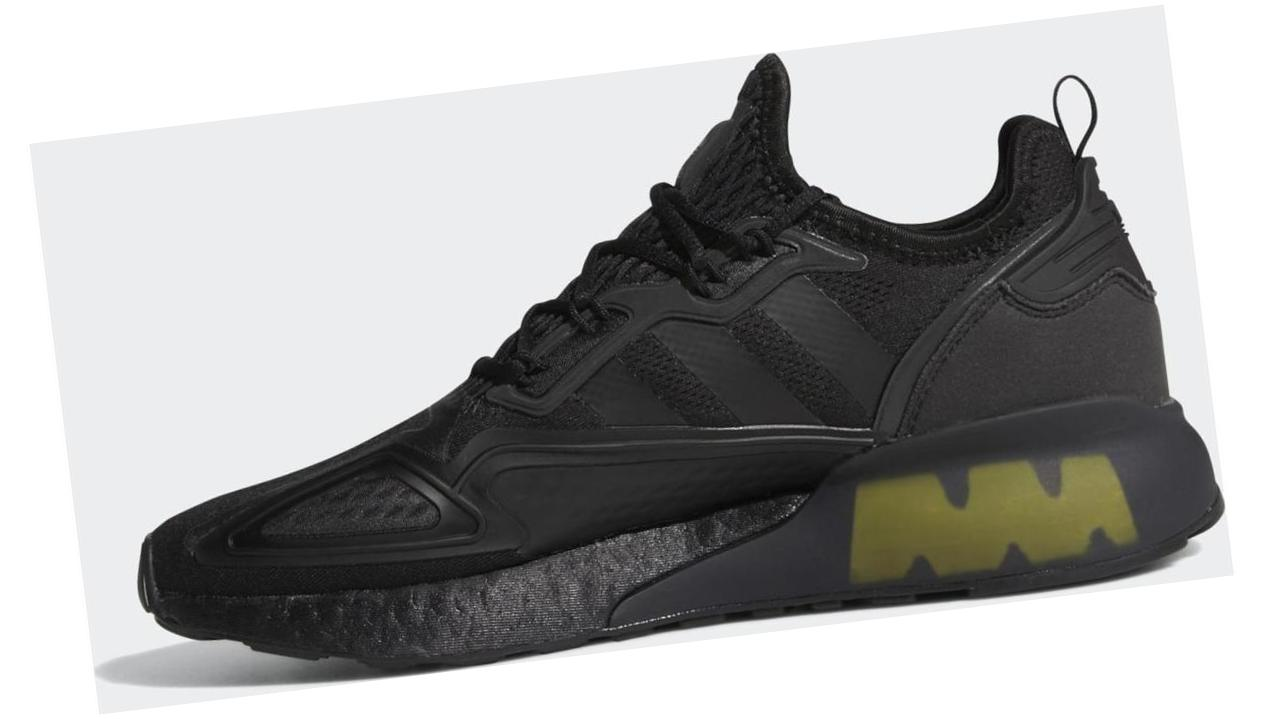 adidas ZX 2K Boost Core Black / Solar Yellow / Cloud White