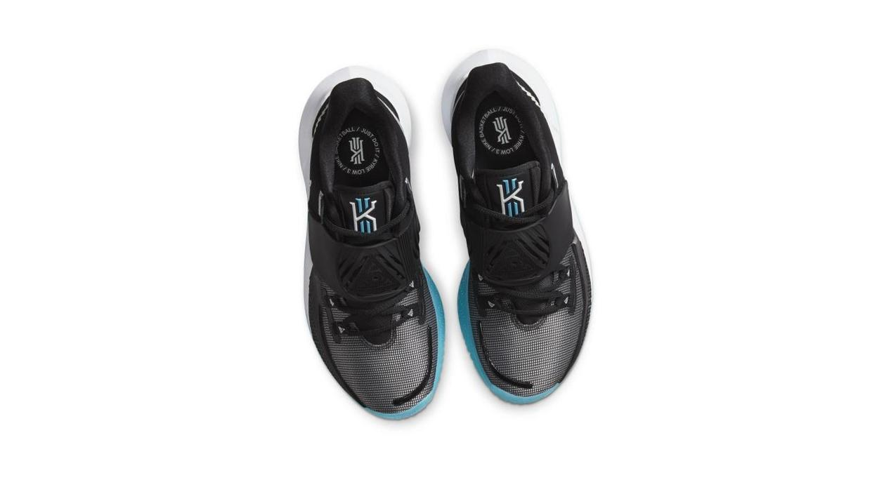 Kyrie Low 3 Moon Black/Multi-Colour