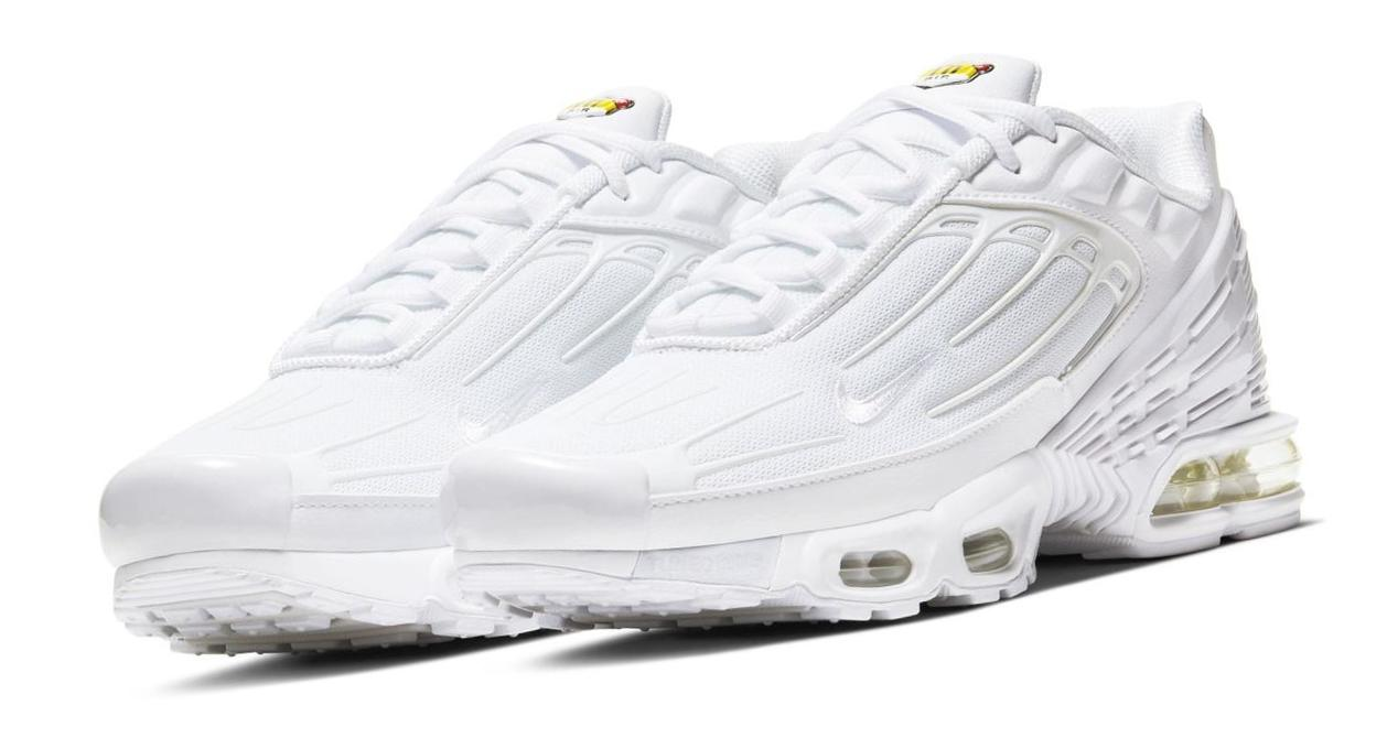 Nike Air Max Plus 3 White/Vast Grey/White