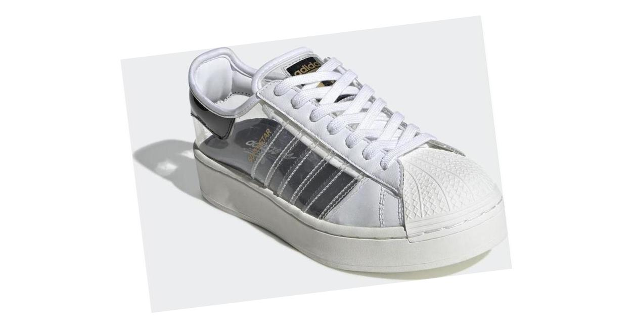 adidas Superstar Bold Cloud White / Off White / Core Black