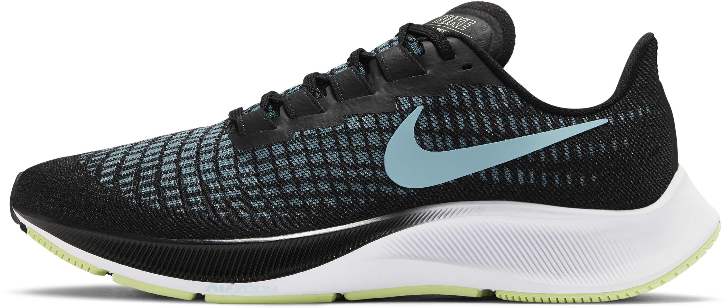 Nike Air Zoom Pegasus 37 Black/Barely Volt/White/Glacier Ice