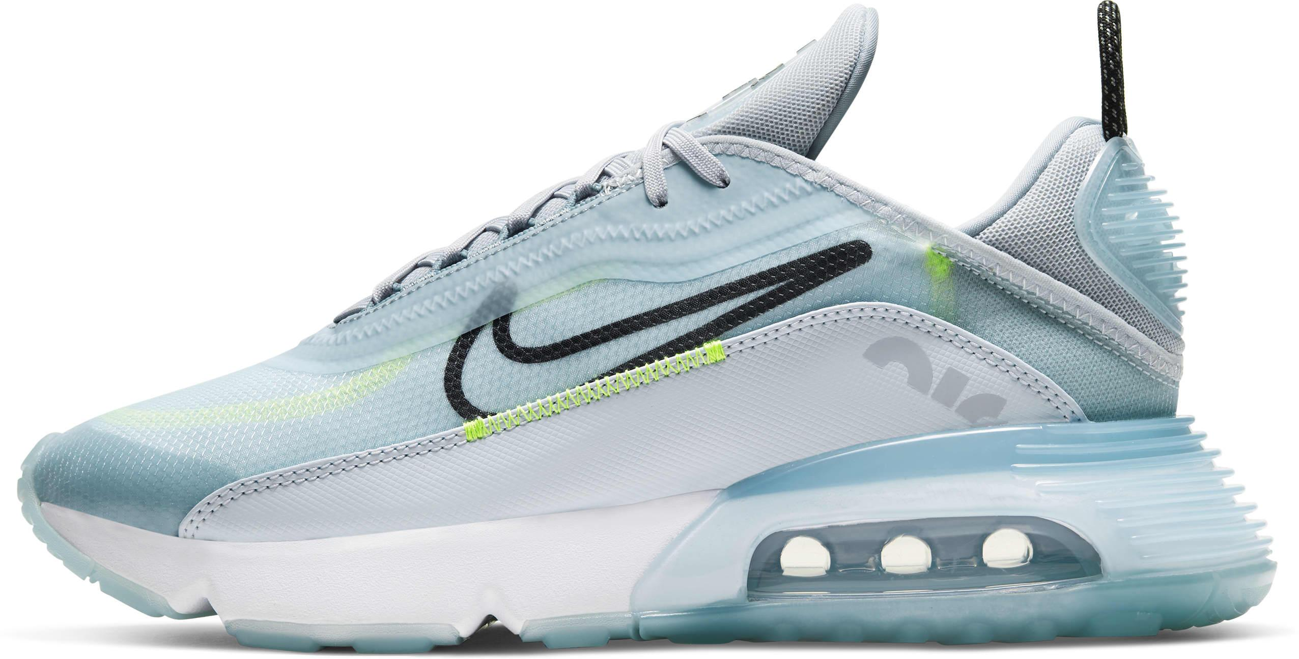 Nike Air Max 2090 Ice Blue/Laser Orange/White/Black