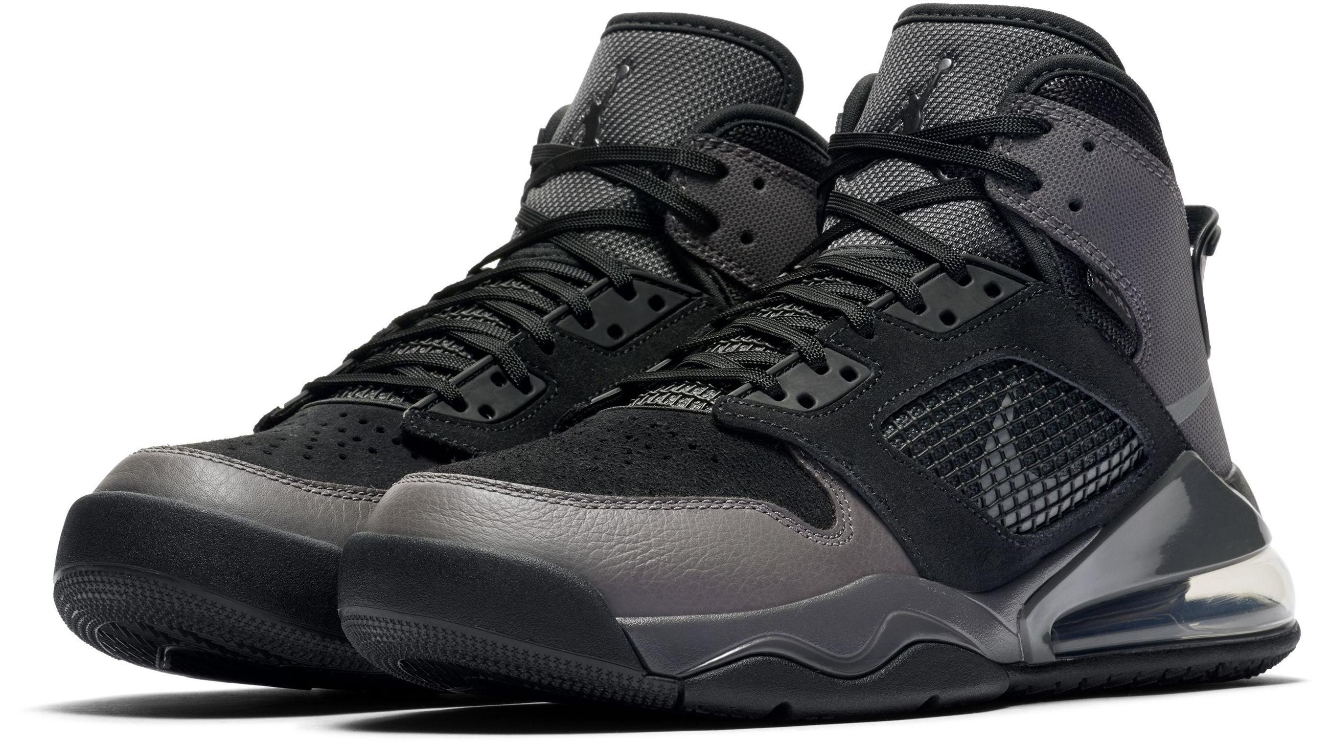 Jordan Mars 270 Thunder Grey/Dark Smoke Grey/Iron Grey/Smoke Grey