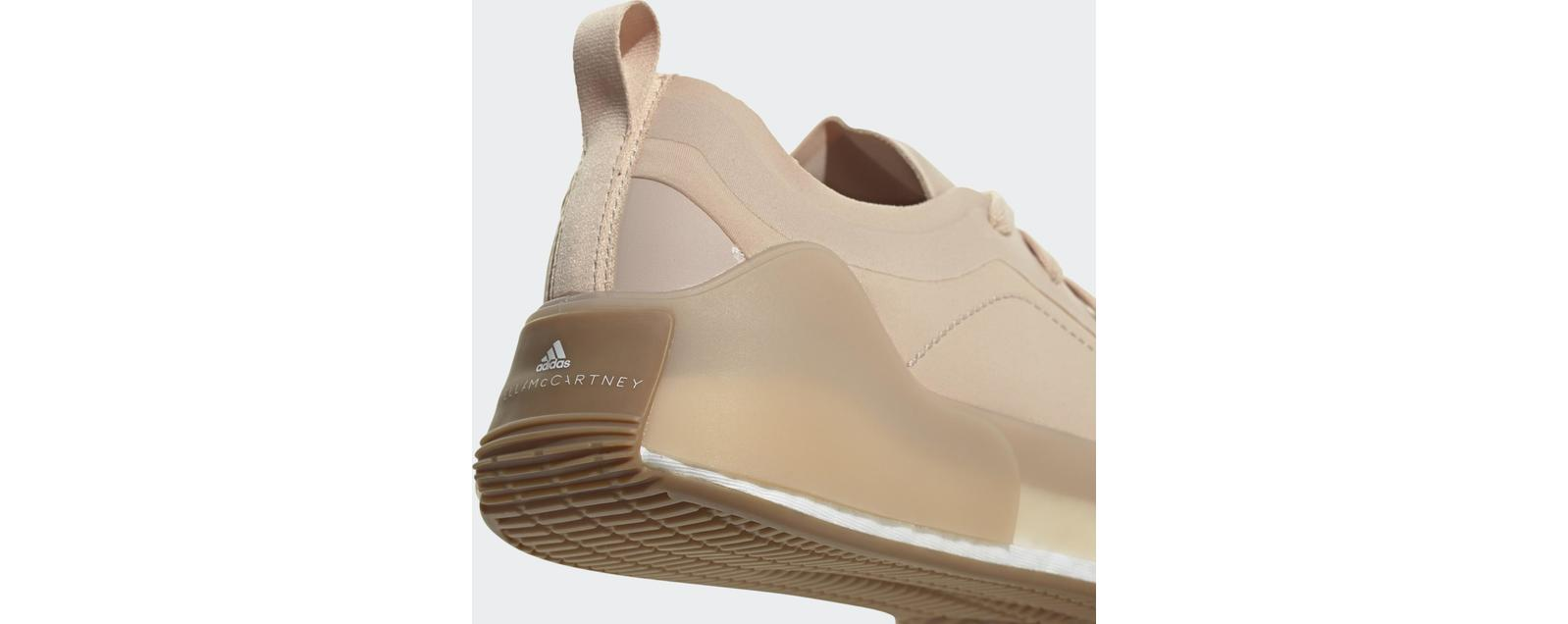 adidas by Stella McCartney Soft Powder / Soft Powder / Signal Orange