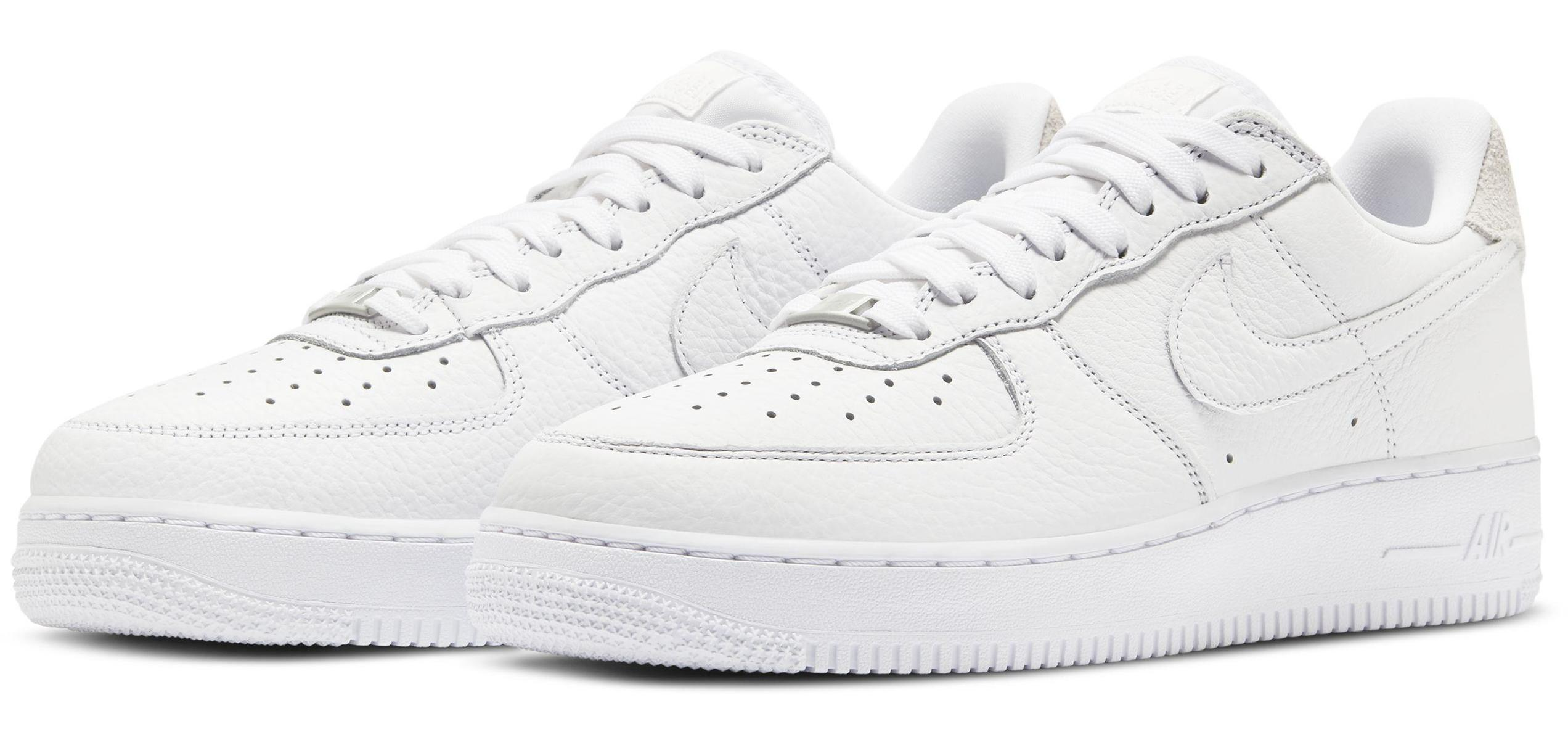 Nike Air Force 1 '07 Craft White/Summit White/Vast Grey/White