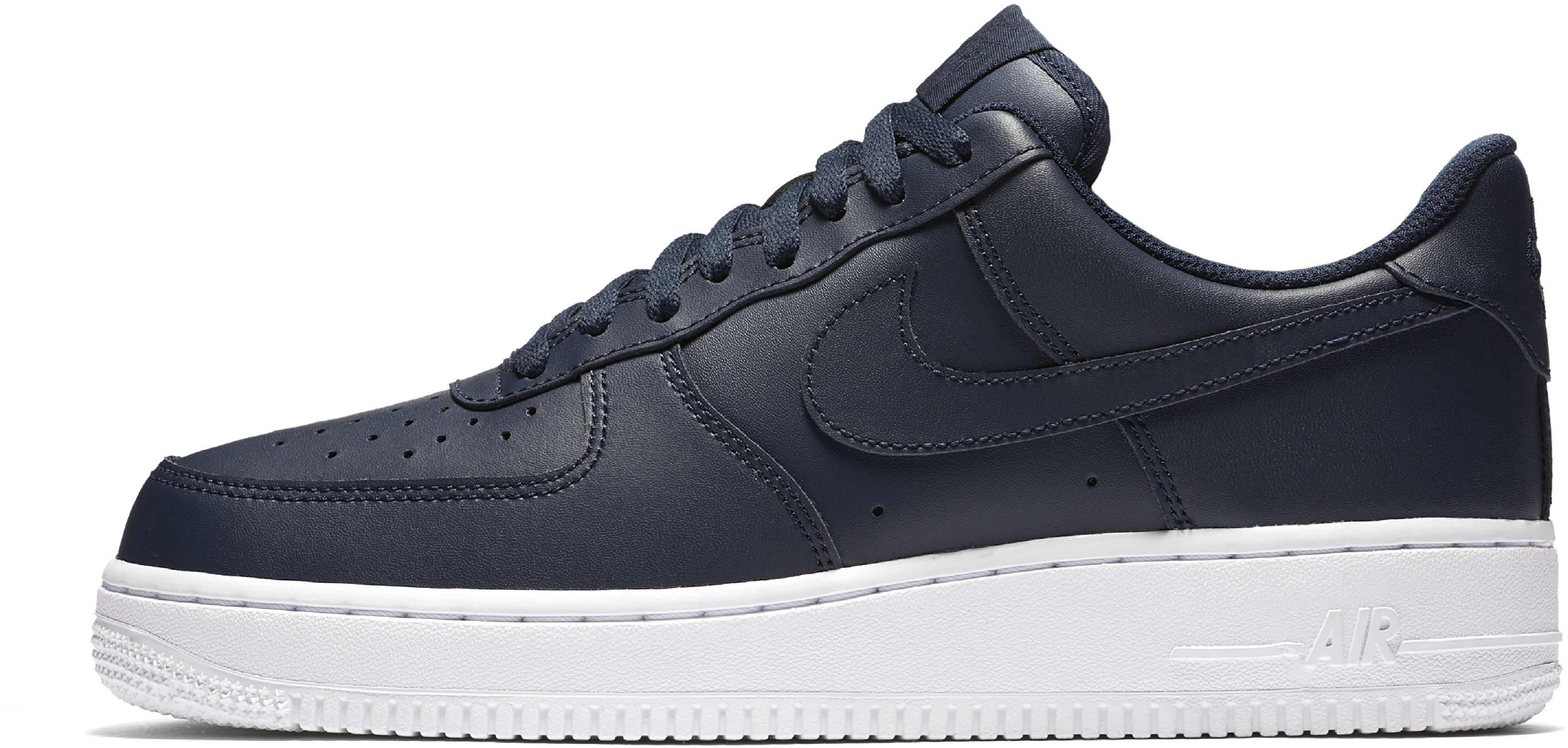 Nike Air Force 1 07 Obsidian/White/Obsidian