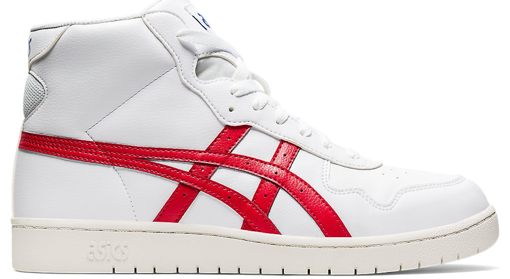 ASICS          JAPAN L      WHITE/CLASSIC RED