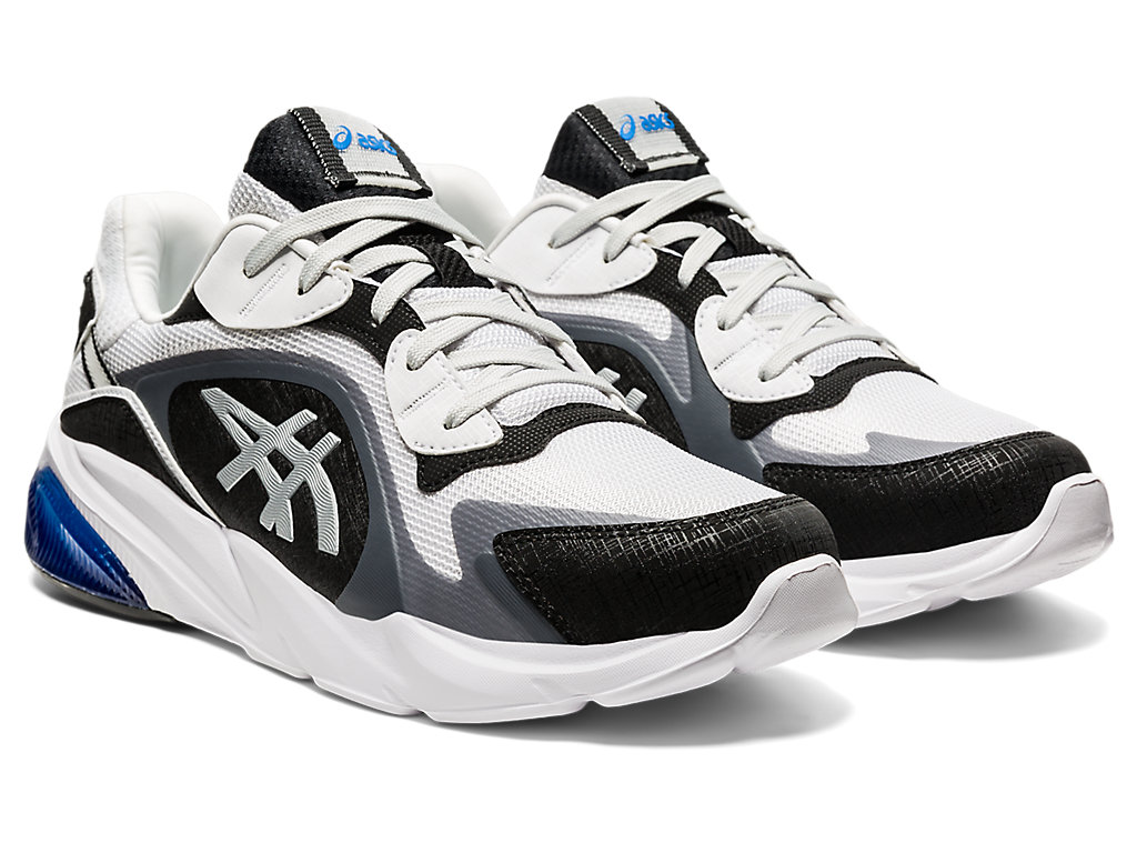 ASICS          GEL-MIQRUM      WHITE/BLACK