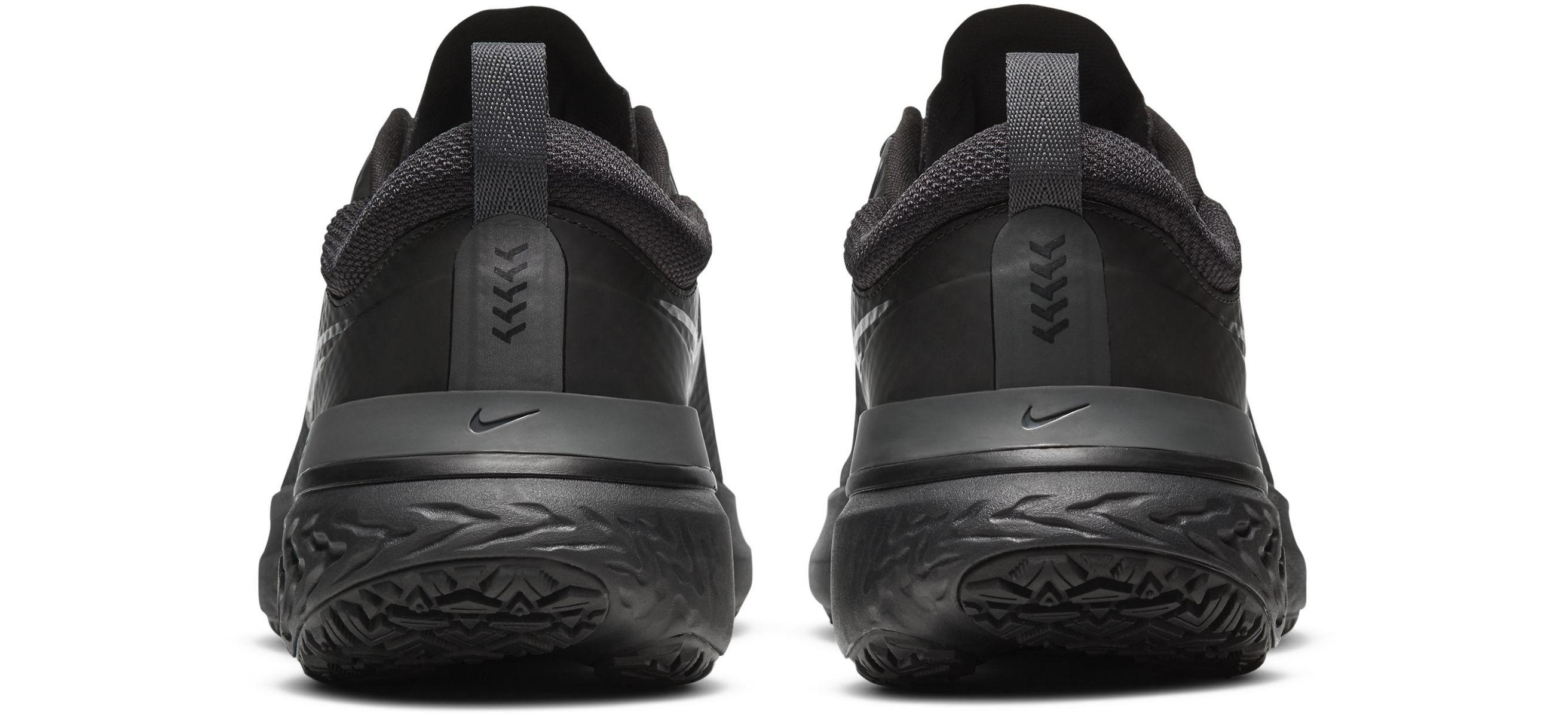 Nike React Miler Shield Black/Anthracite/Black