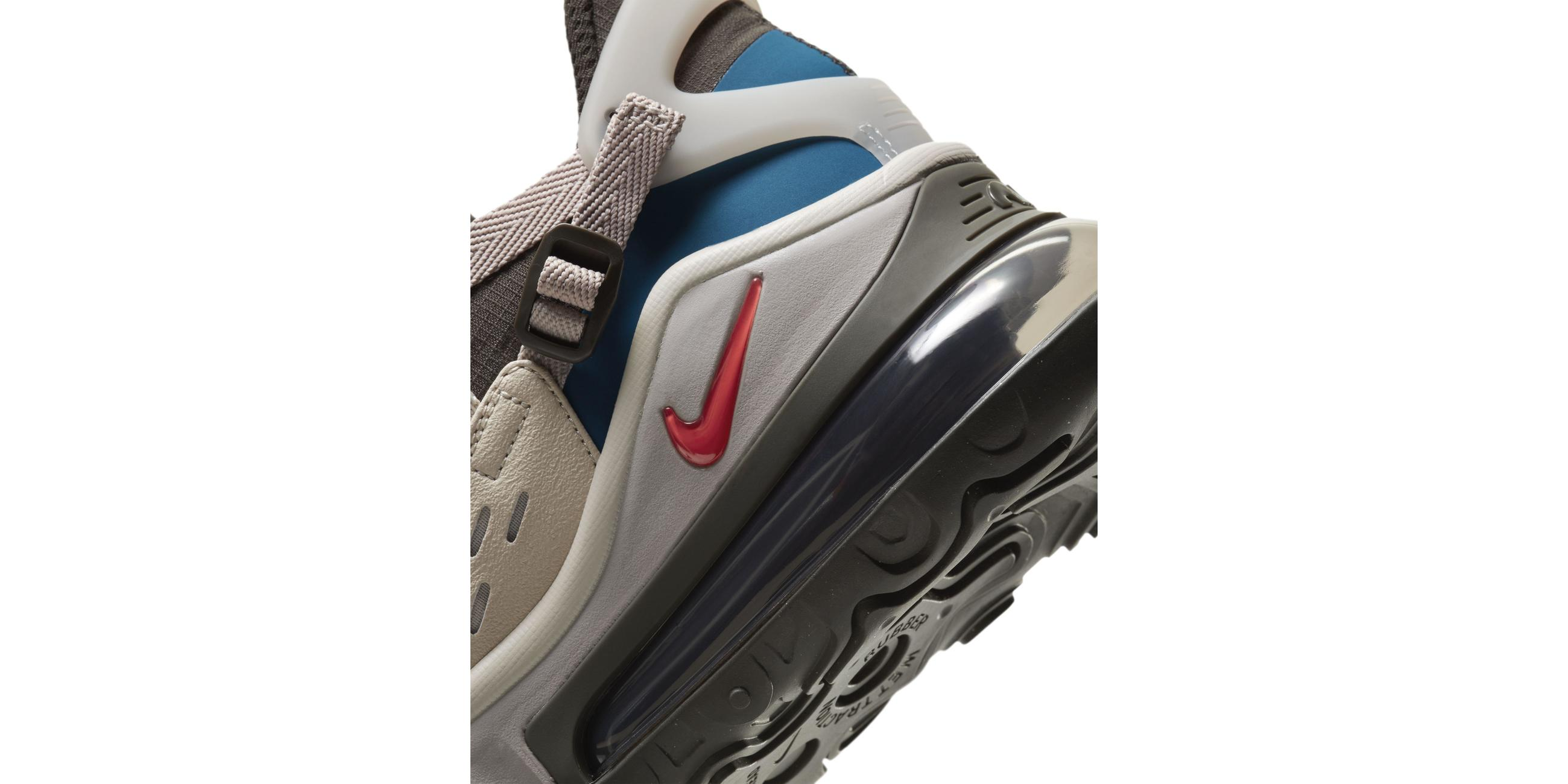Nike Air Max Vistascape Light Orewood Brown/Newsprint/Green Abyss/Chile Red