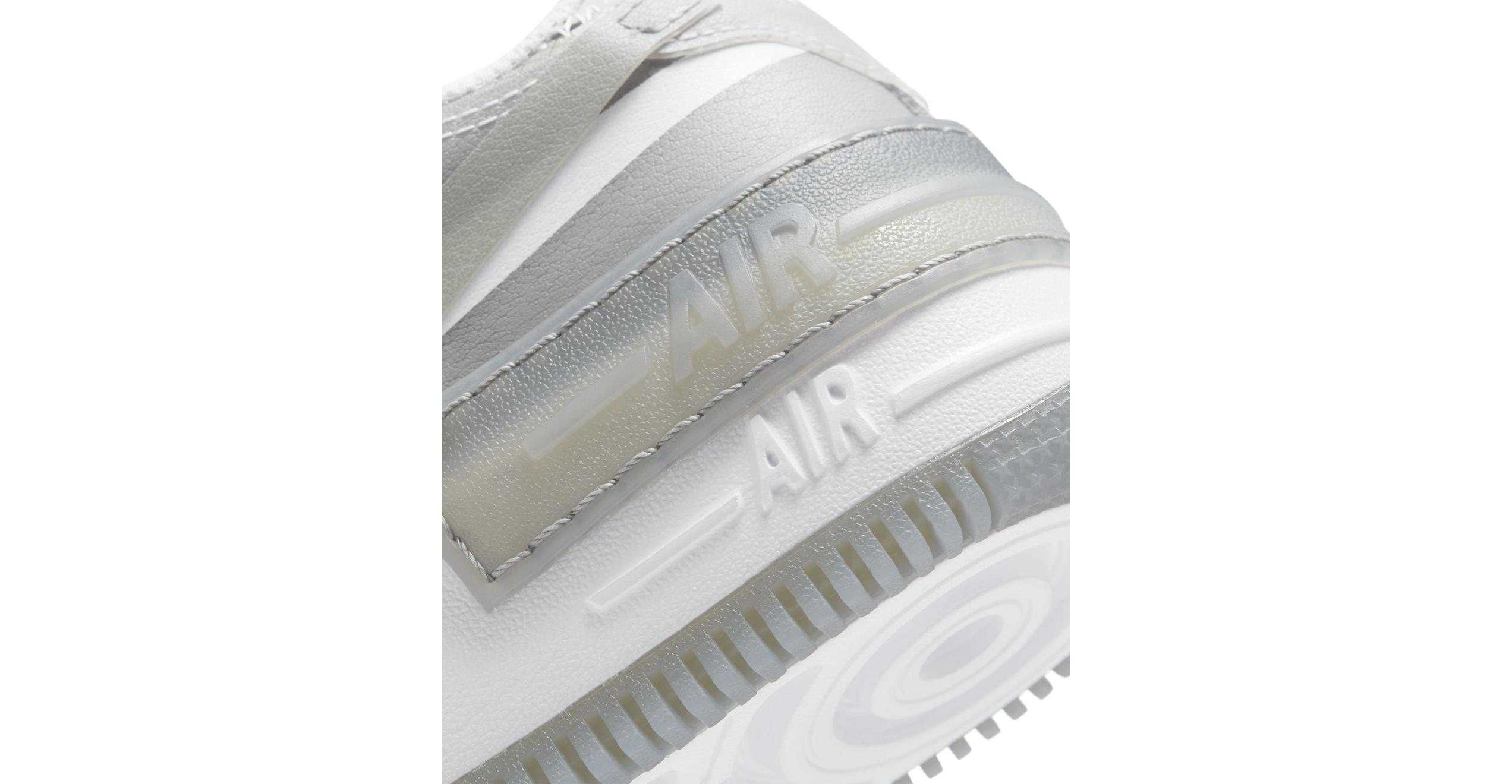 Nike Air Force 1 Shadow SE White/Grey Fog/Photon Dust/Particle Grey