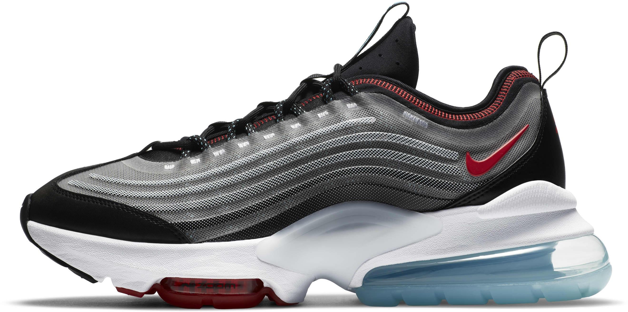 Nike Air Max ZM950 White/Black/White/Chile Red