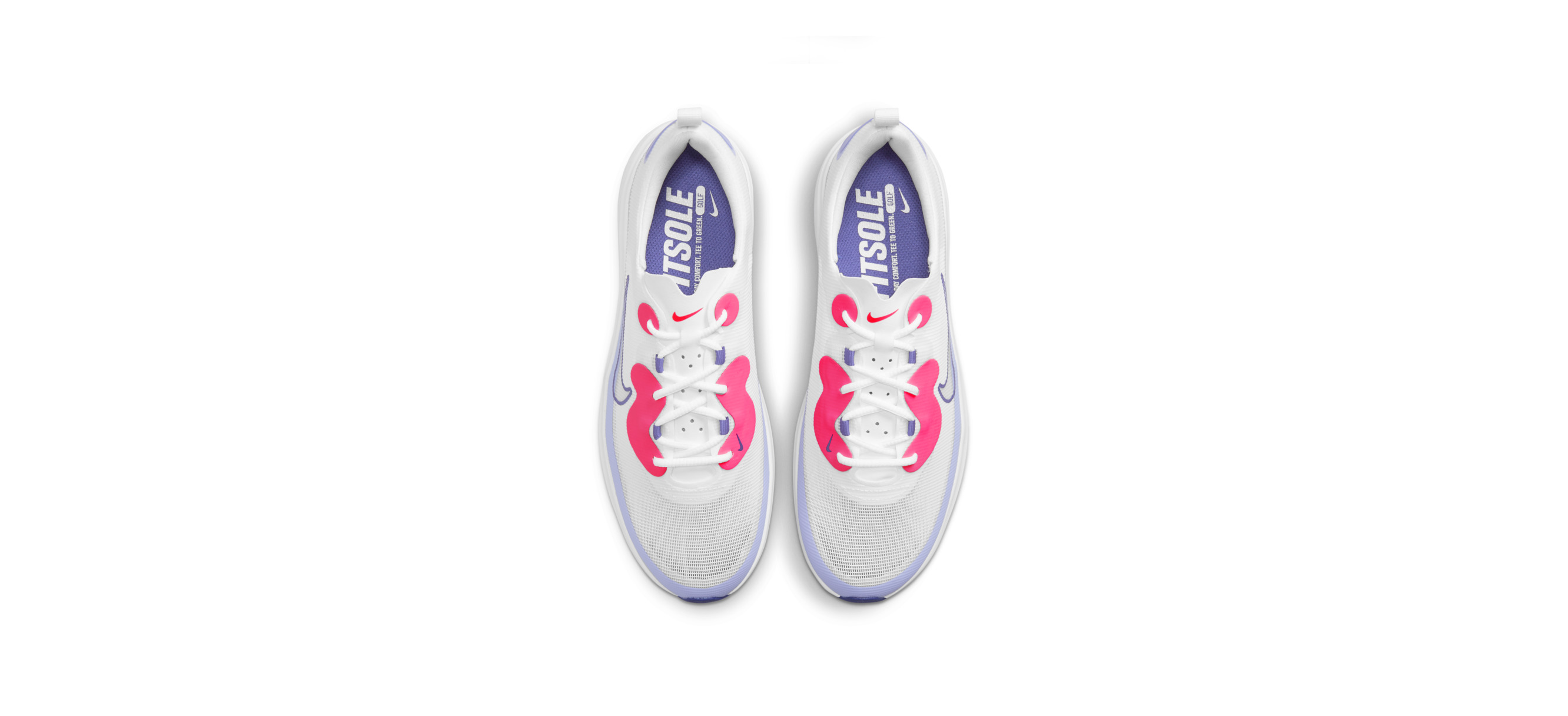 Nike Ace Summerlite White / Light Thistle / Hyper Pink / Concord